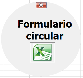 userform circle vba excel