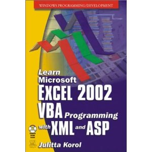 Excel VBA visual basic (Korol) manual macros vba