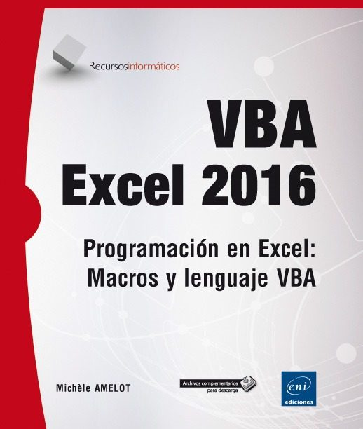 Manual VBA 2016 Michele Amelot