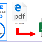 PCGE MODIFICADO 2020 | Plan Contable General Empresarial – Excel